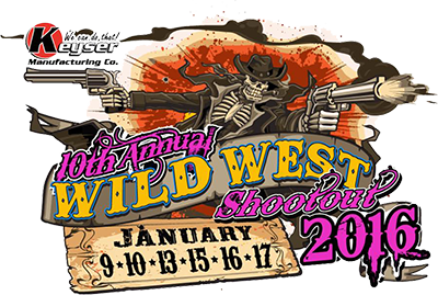 10th Annual Wild West Shootout - USRA Modified