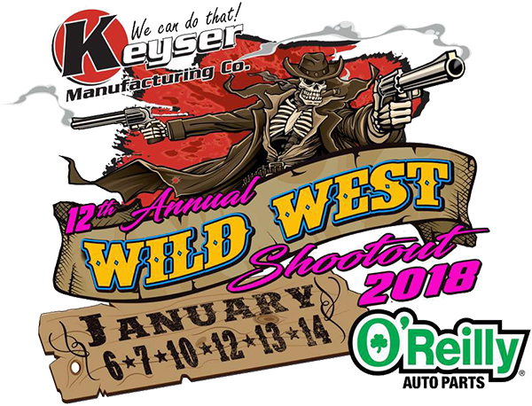 12th Annual Keyser Manufacturing Wild West Shootout