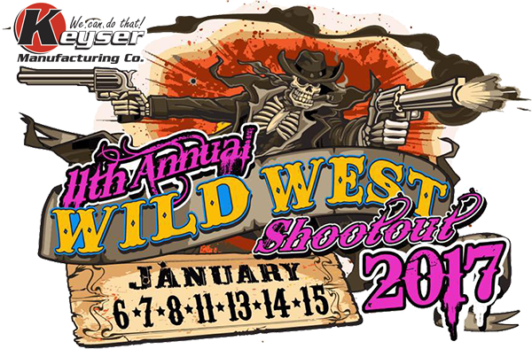Keyser Manufacturing Wild West Shootout - Late Model
