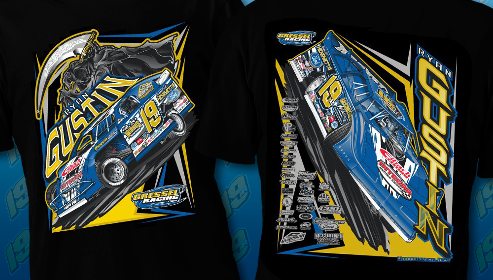 2015 Ryan Gustin Shirt