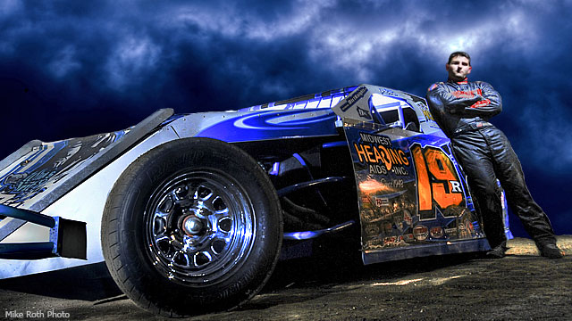 'The Reaper' returns to USMTS racing Friday at Lakeside Speedway