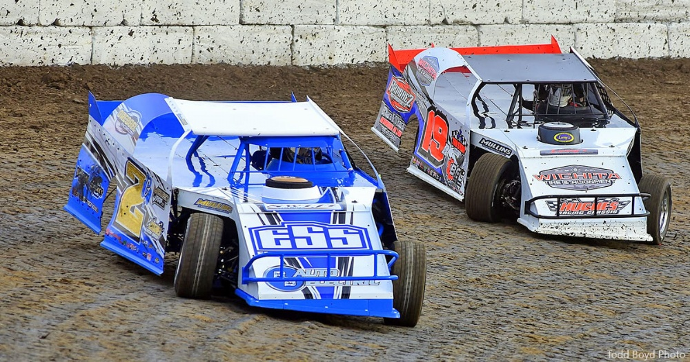 Wind 'em up! King of America, Battle at The Bullring goes green Friday night