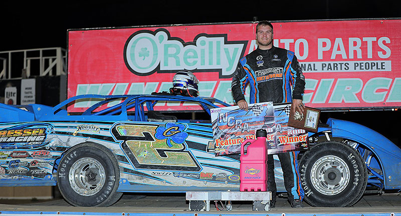 Givens scores first-career NCRA Late Model victory