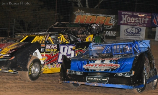 "El Paso Speedway Park: NDRL ""Kings of Dirt"" Battle at the Border"